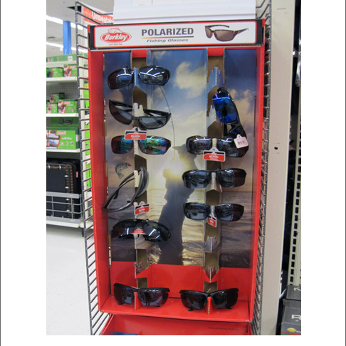 65440580cb Berkley Polarized Fishing Glasses Side Kick
