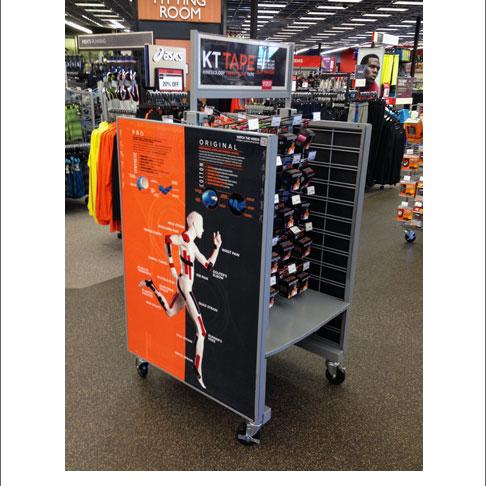 popon image gallery kt tape rolling floor display